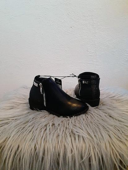 Black Bebe  Booties For Girls
