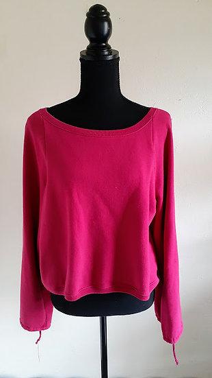 MODA International Cropped Sweater