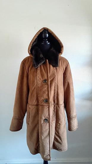 Vintage BIG CHILL winter coat
