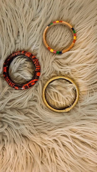 Mixed Bracelets (3 for $6)