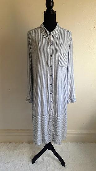 Soho New York & Company Women's Button Down Dress