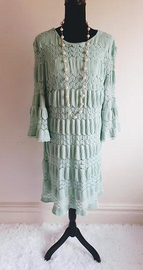 New York & Company Bohemian Dress