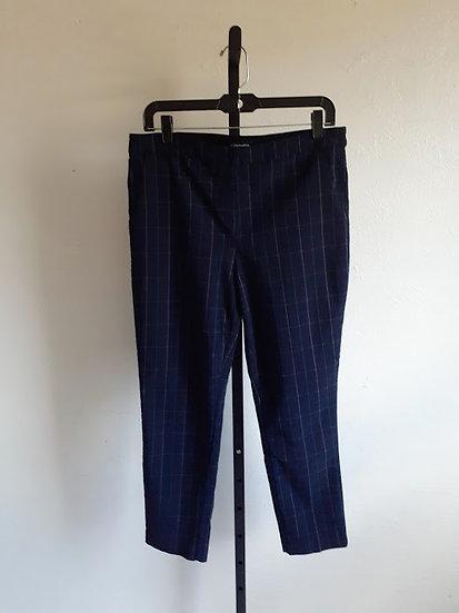 Liz Claiborne Plaid Pants