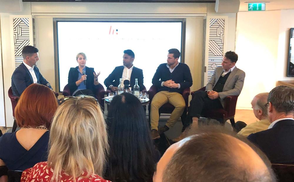 The Hanson Search expert panel debate digital transformation