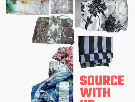 New ! Fabric sourcing !