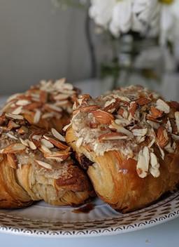 Vegan Almond Croissant Recipe