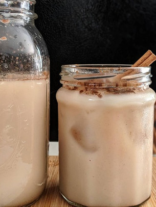 Horchata recipe (Dairy Free)