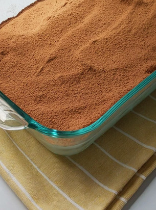 Vegan Tiramisu Recipe