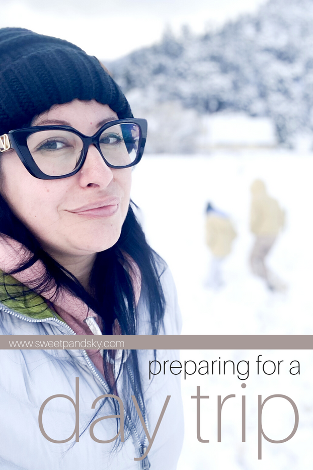 How to Prepare for A Snowy Mountain Day Trip