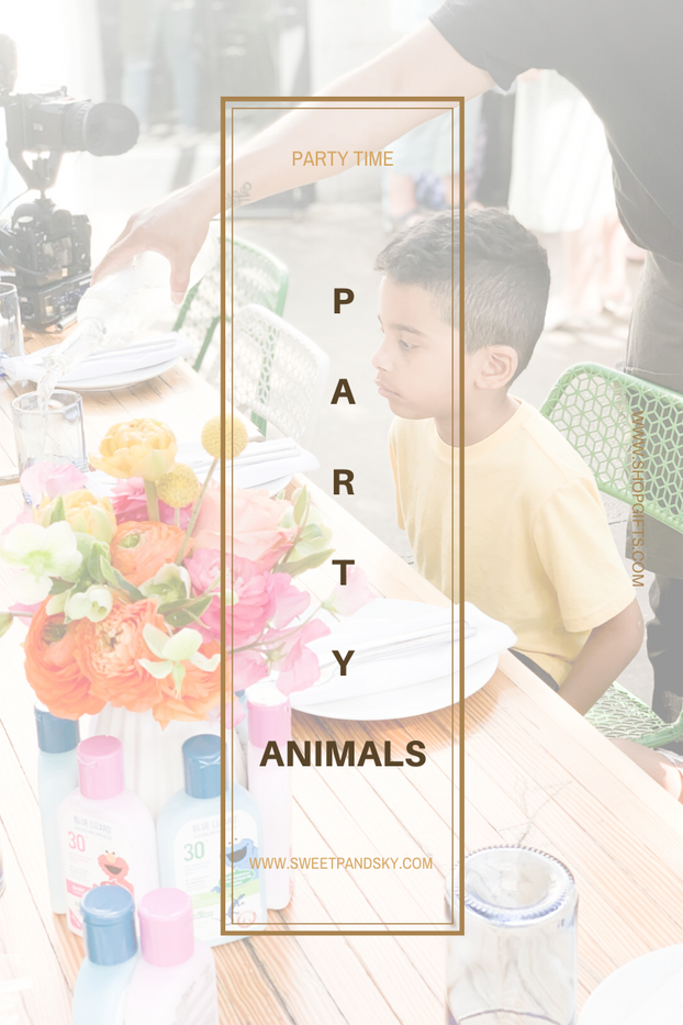 Our Kids Are Party Animals (And So Are We)
