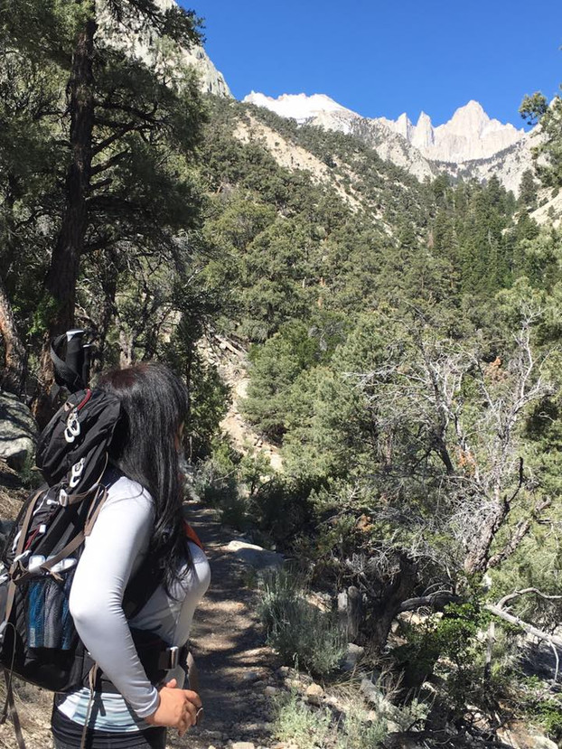 Mt. Whitney I'm Coming for You