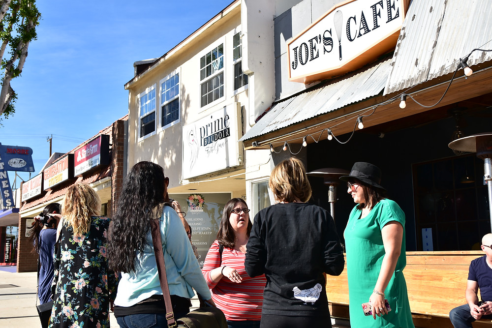 Bloggers Gathering at Joe's Cafe | Granada Hills, CA | LA Mommy Blogger Tribe | Sweet P and Sky
