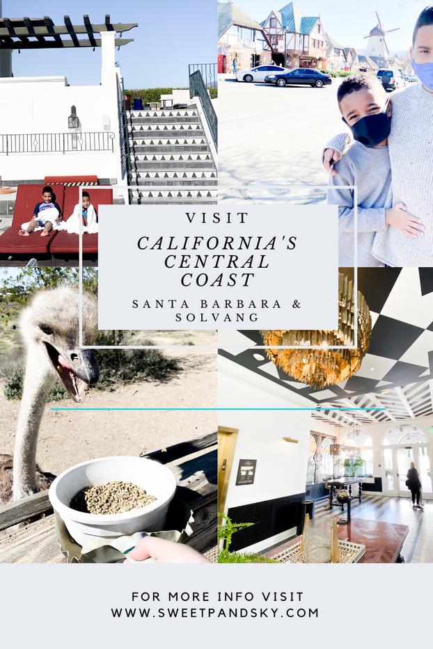 Visiting California's Central Coast | Santa Barbara | Solvang | Buellton