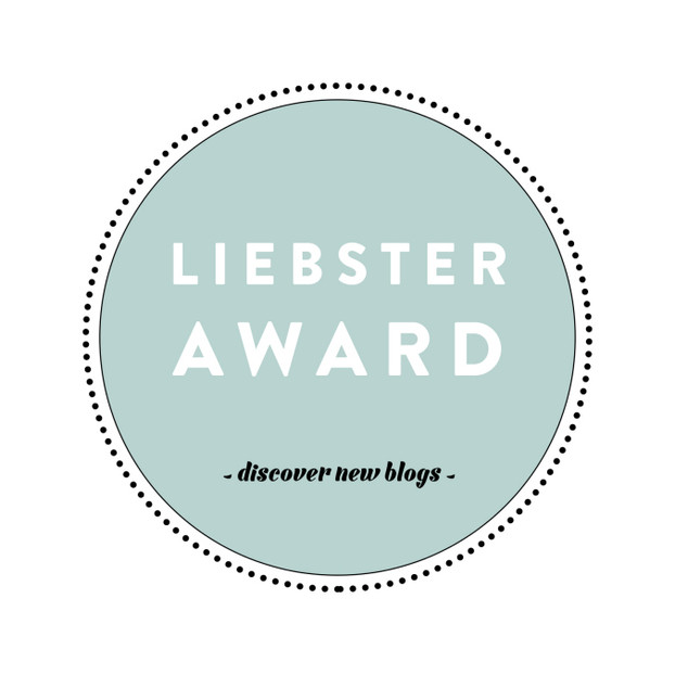 The Liebster Award 2017:  Get to Know Sweet P and Sky