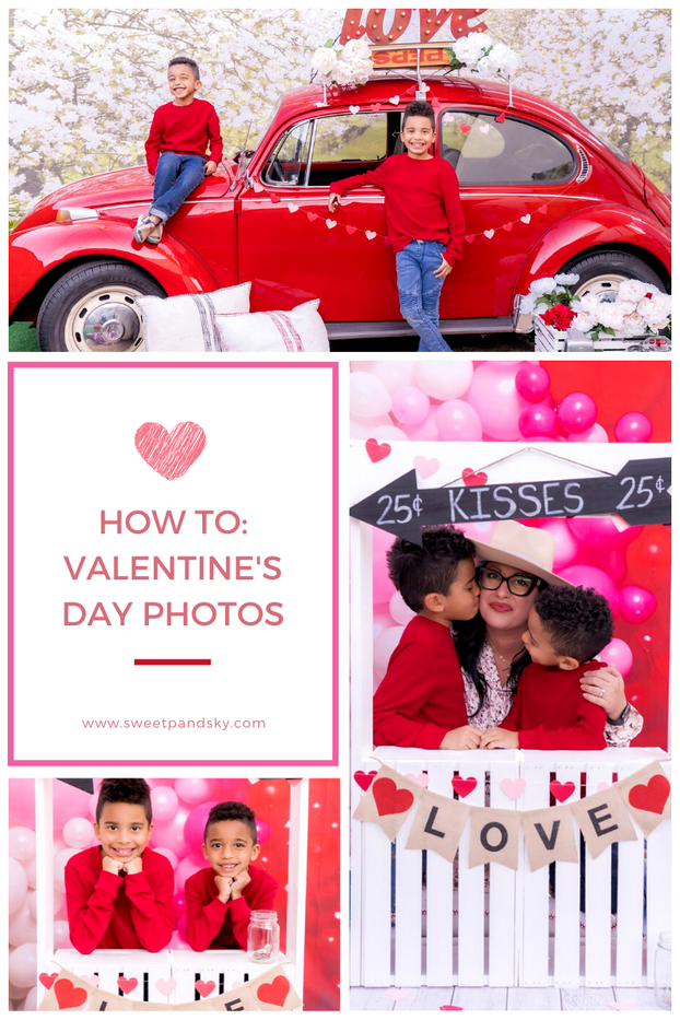 How To:  Valentine's Day Photos