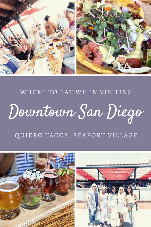 Where to Eat when Visiting Downtown San Diego