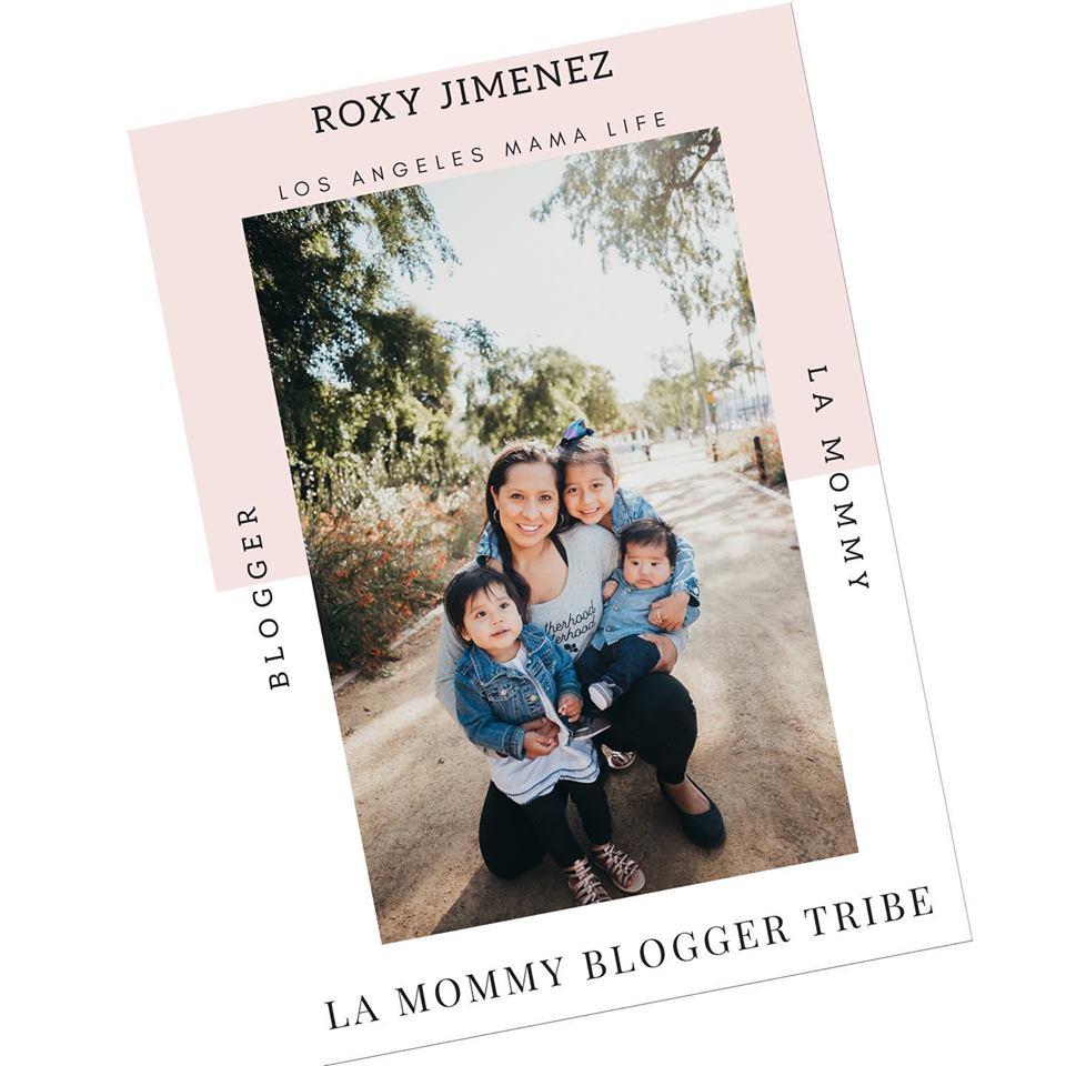 Roxy Jimenez - Los Angeles Mama Life