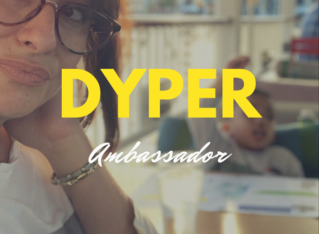 Why I Became a Dyper Ambassador With Two Potty Trained Kids