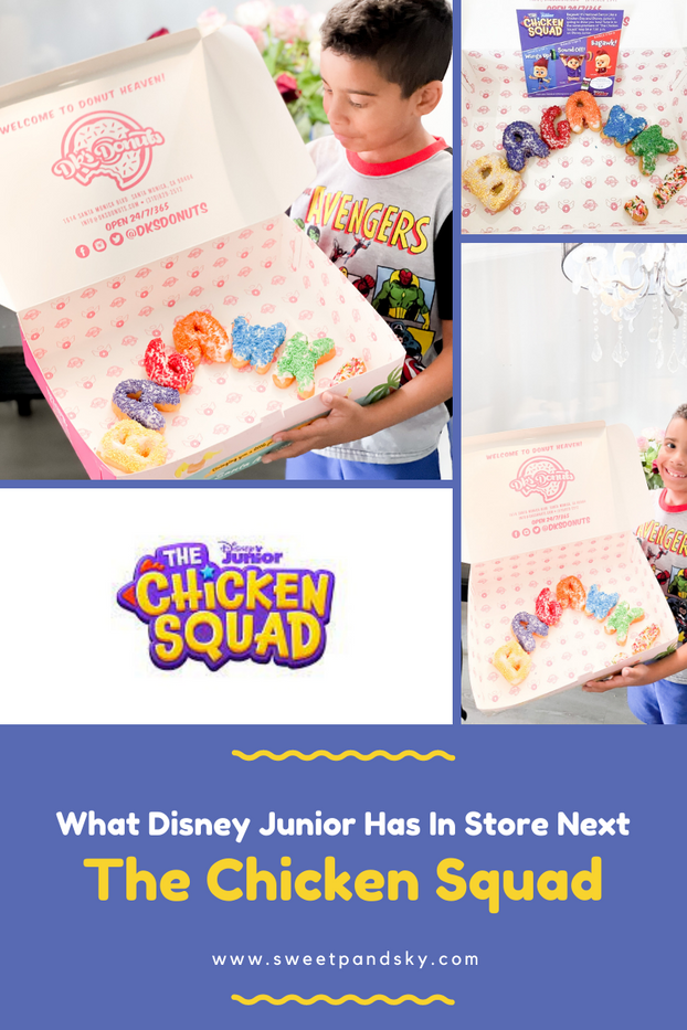 What Disney Junior Has in Store Next | The Chicken Squad