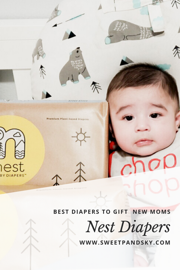 Nest Diapers: The Best Diapers to Gift To New Moms
