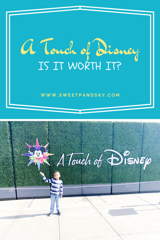 A touch of Disney. Is it worth it?
