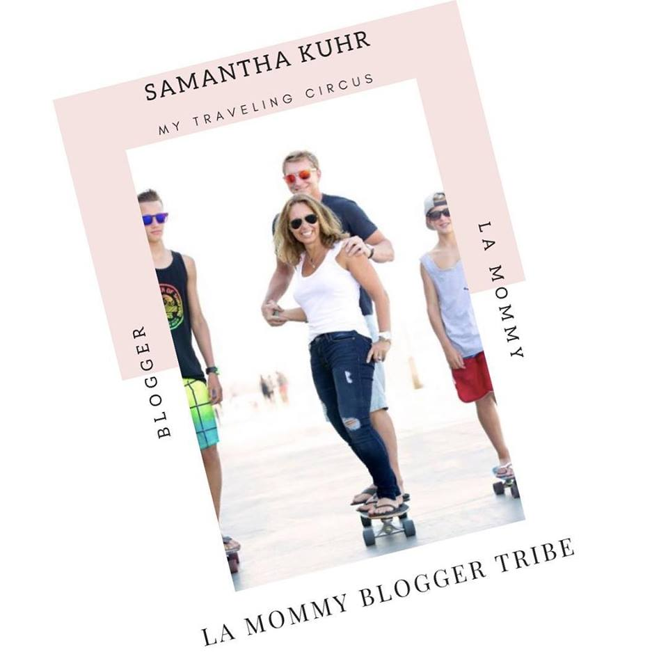 Samantha Kuhr - My Travelling Circus