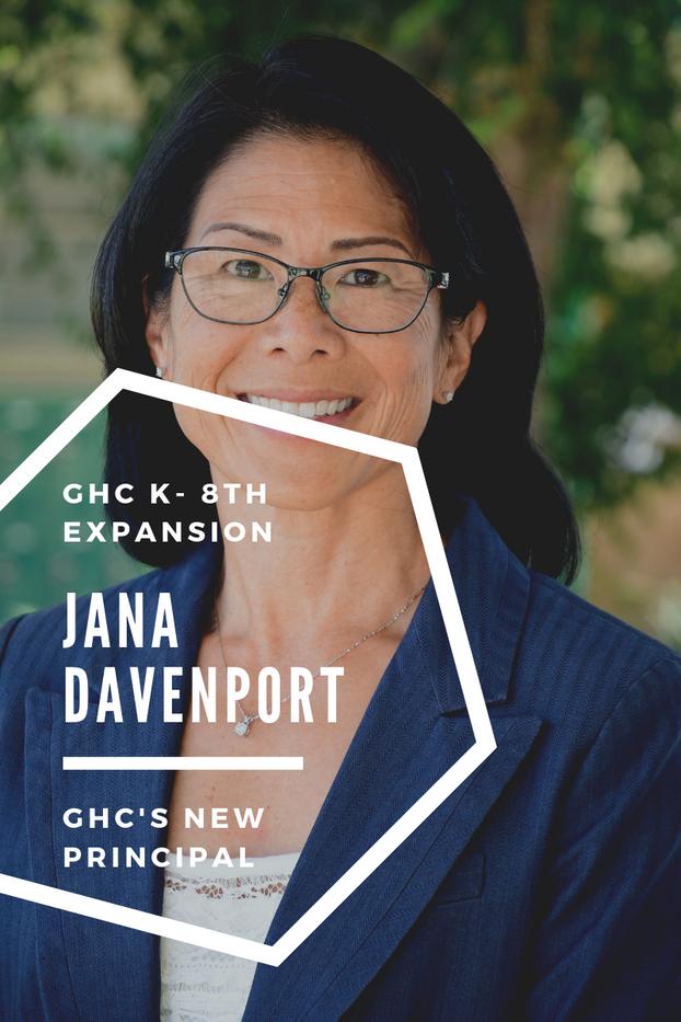 Meet Jana Davenport, Granada Hills Charter's New Principal for Grades K-8th