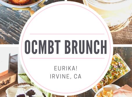 OC Mommy Blogger Tribe Brunch at Eureka! in Irvine, CA