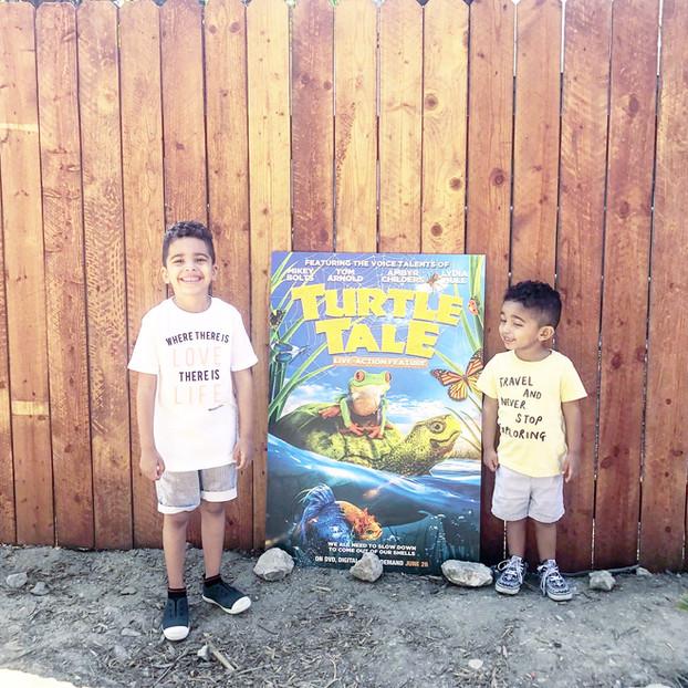 Lionsgate Turtle Tale