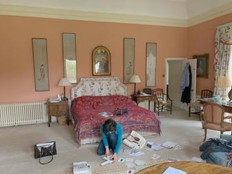 Master Bedroom -BEFORE