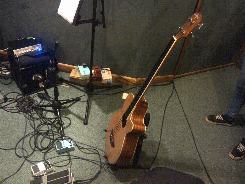 Wayne's Recording Setup