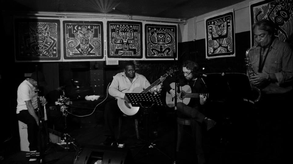 Mario Bakuna Quartet Live @The Crypt