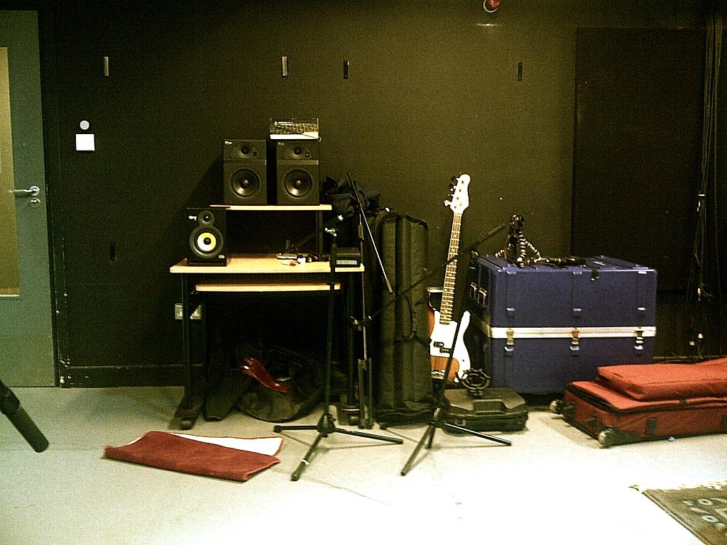 In Da Studio BCU