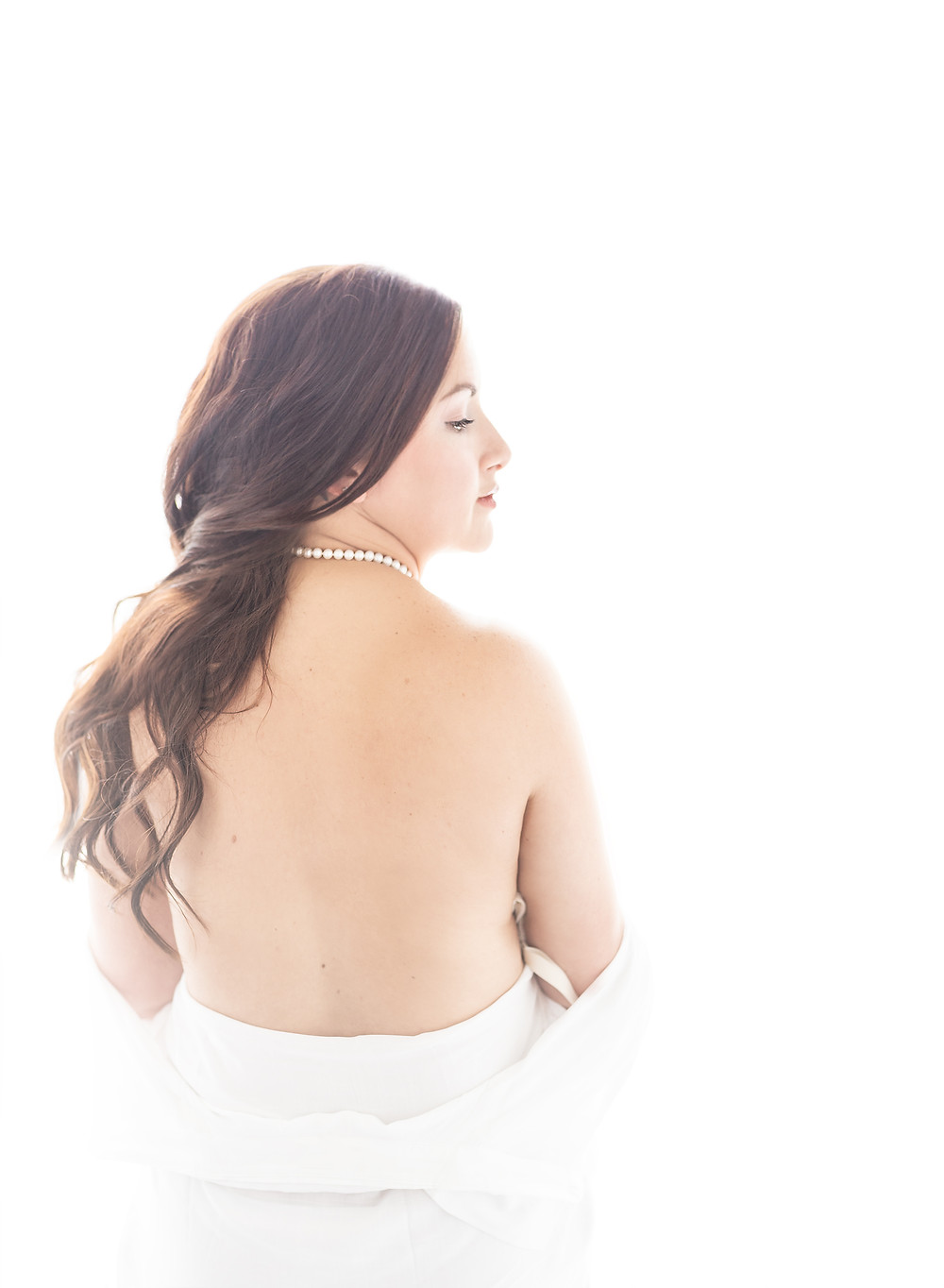 elegant boudoir style photography in Oklahoma City