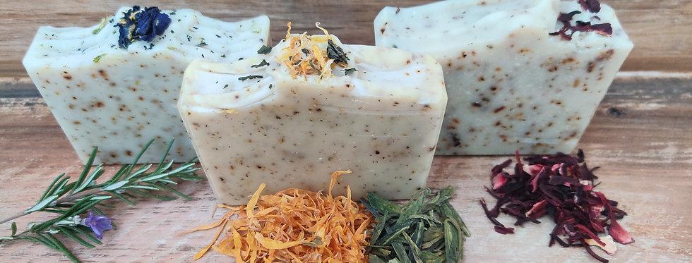 Green Tea & Herb Soap