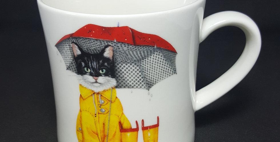 Kitty Boot Mug