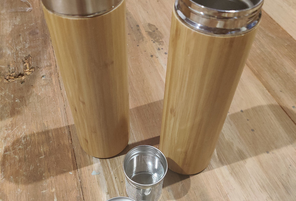 Bamboo Tea Infuser