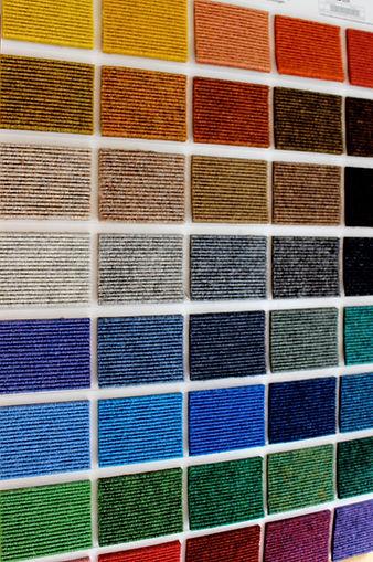 Teppich Wolle Ziegenhaar Design für Allergiker