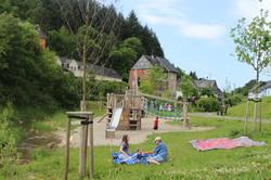 Bach, Spiel- & Erlebnisplatz Rhaunen
