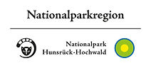 Logo Nationalparkregion (Schrift schwarz