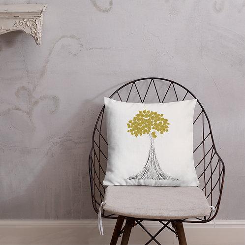 Bohdi Tree Premium Pillow