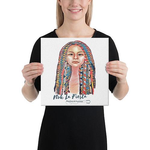 NOK La Fiesta Mandala Dreadlock Canvas