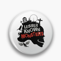Lesser Known Monsters cover badge