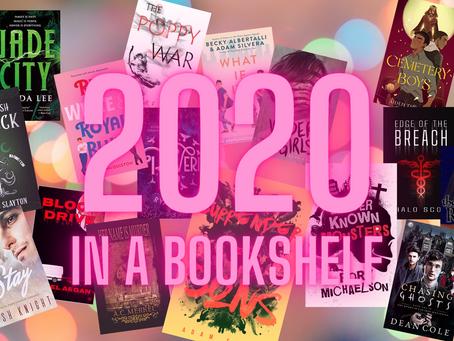 The Year in a Book-Shelf (2020)