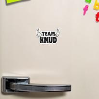 Team Knud magnet