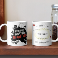 Lesser Known Monsters mugs