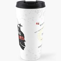 Lesser Know Monsters travel mug