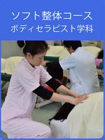 ソフト整体コース 日本カイロプラクティックドクター専門学院仙台