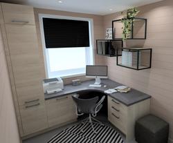 Office Design metal modern
