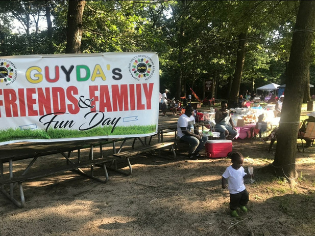 GUYDA Friends and Family Day 2019